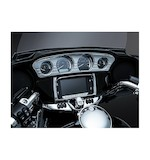 Kuryakyn Switch Panel Cover Accent For Harley Touring And Trike 2014-2015