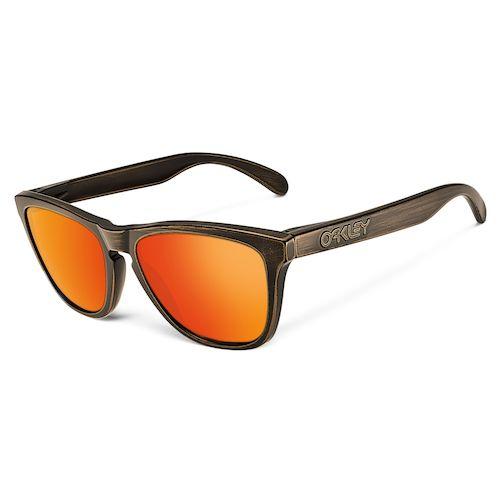 brown oakley frogskins ltz9  Oakley Frogskins Sunglasses
