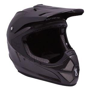Motorfist Alpha Helmet - Solid