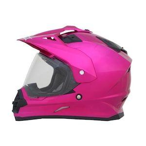 AFX FX-39 Dual Sport Women's Helmet (LG)