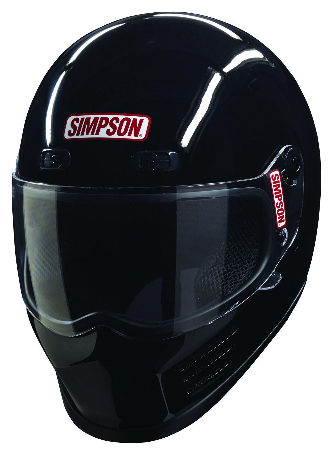 Simpson Street Bandit Helmet Snell M2010 RevZilla : simpsonstreetbandithelmet <strong>Bandit Style</strong> Helmet from www.revzilla.com size 1160 x 1584 jpeg 106kB