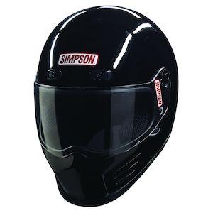 Simpson Street Bandit Helmet Snell M2010 (Size 2XL Only)