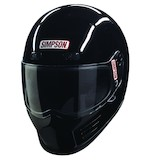 Simpson Street Bandit Helmet Snell M2010 (Size 2XL Only)