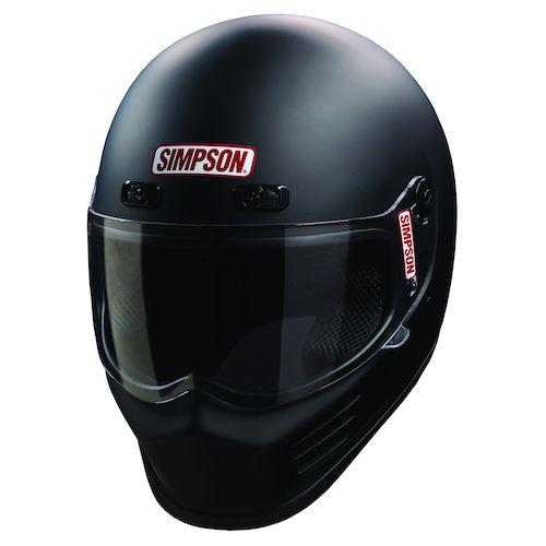 Simpson Street Bandit Helmet Revzilla