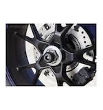 Sato Racing Rear Axle Sliders Triumph Speed Triple / R