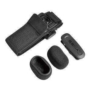 Sena BT10 Bluetooth Mic And Intercom Supplies Kit