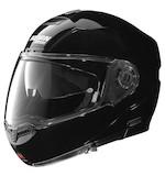 Nolan N104 Helmet - Solid Black / LG [Blemished]