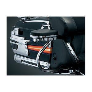 Kuryakyn Quick Detach Passenger Armrests For Harley Touring 1998-2013