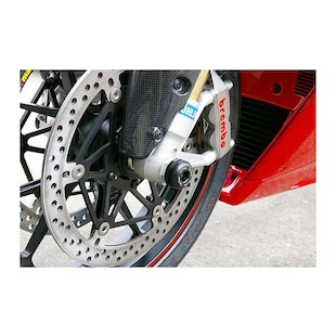 Sato Racing Front Axle Sliders Ducati