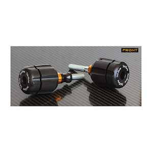 Sato Racing Frame Sliders BMW K1200R / K1300R