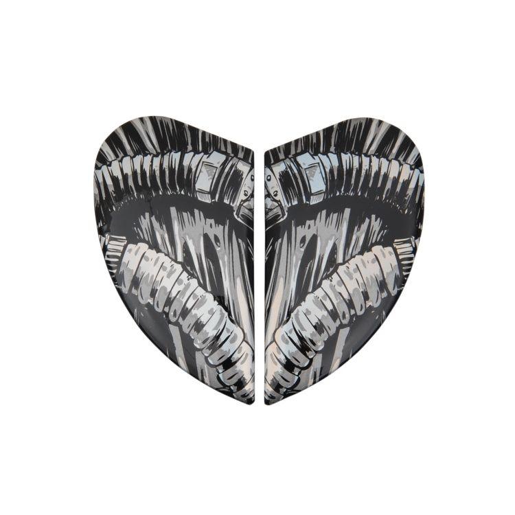 Icon Airmada Bioskull Side Plate