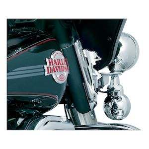Kuryakyn Custom Tie-Down Brackets For Harley