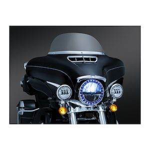 Kuryakyn Fairing Windshield Trim For Harley Touring 2014-2018