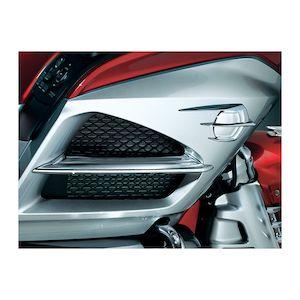 Kuryakyn Fairing Fins For Honda GoldWing GL1800 2012-2015