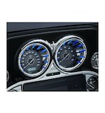 Kuryakyn LED Speedo And Tach Bezels For Harley Touring And Trike 2000-2013