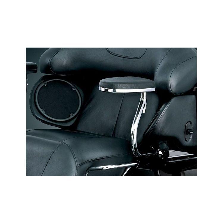 Kuryakyn Passenger Armrests For Harley Tri-Glide 2009-2013