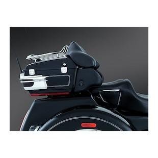 Kuryakyn Tour-Pak Relocator Kit For Harley Touring / Trike 2009-2013