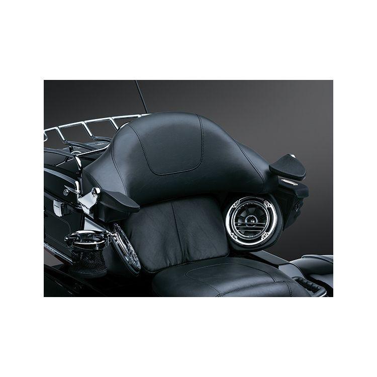 Kuryakyn Stealth Passenger Armrests For Harley Touring / Trike 1997-2013