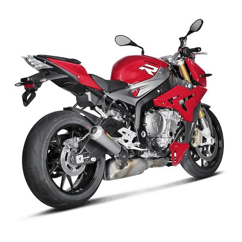 akrapovic gp slip on exhaust bmw s1000r s1000rr revzilla. Black Bedroom Furniture Sets. Home Design Ideas