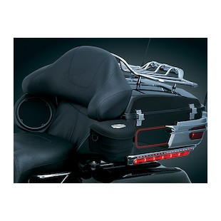 Kuryakyn Passenger Pouch For Harley Touring / Trike 1998-2013