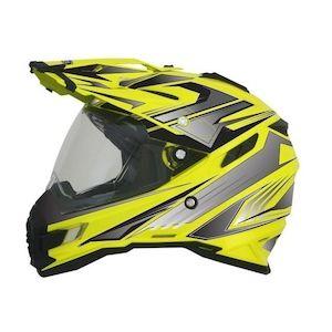 AFX FX-41 DS Hi-Viz Multi Helmet