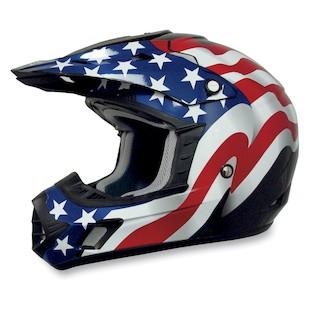 AFX FX-17 Flag Helmet
