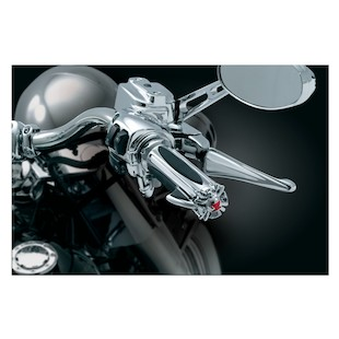 Kuryakyn Widow Grips For Harley Fly-By-Wire