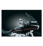 Kuryakyn Airmaster Aerodynamic Windshield For Harley Road Glide 1998-2013
