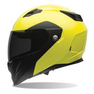 Bell Revolver EVO Optimus Hi-Viz Helmet