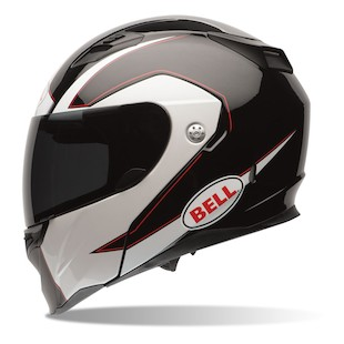 Bell Revolver EVO Ghost Motorcycle Helmet