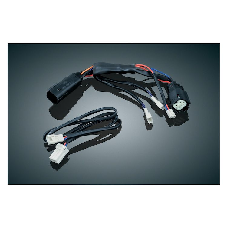 Kuryakyn Pulsating Brake Light Controller For Harley Street Glide / Road Glide 2010-2013