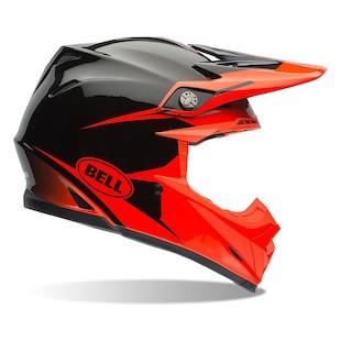 Bell Moto 9 Intake Motorcycle Helmet