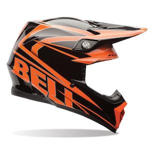 Bell Moto 9 Tracker Motorcycle Helmet