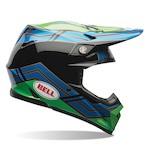 Bell Moto 9 Airtrix Stance Helmet