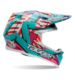 Bell Moto 9 Tagger Trouble Helmet (Size SM Only)
