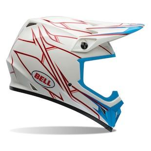 Bell MX-9 Pinned Motorcycle Helmet