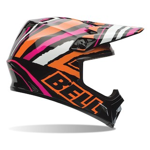 Bell MX-9 Tagger Scrub Motorcycle Helmet