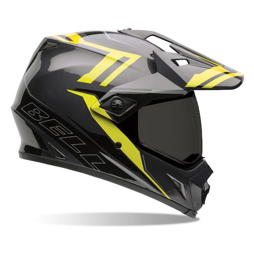 bell mx 9 adventure barricade helmet revzilla. Black Bedroom Furniture Sets. Home Design Ideas