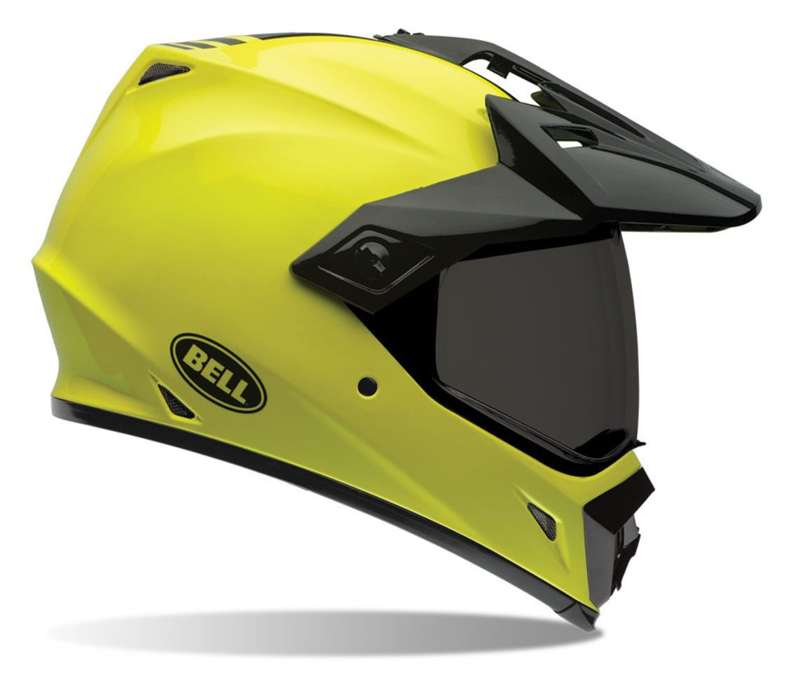 Bell Dual Sport Helmet >> Bell MX-9 Adventure Hi-Vis Helmet (Size XS Only) | 47% ($89.96) Off! - RevZilla