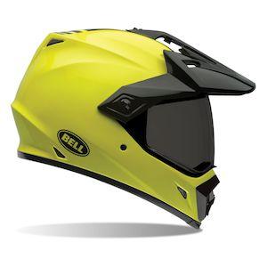 Bell MX-9 Adventure Hi-Vis Helmet (Size XS Only)