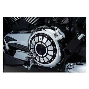 Bahn Clutch Cover Accent For Victory 2004-2015