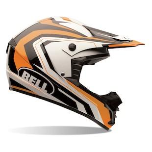Bell SX-1 Storm Motorcycle Helmet