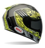 Bell Star Carbon Tagger Trouble Helmet (Size MD Only)