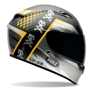Bell Qualifier Airtrix Icon Motorcycle Helmet