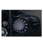 Kuryakyn LED Speaker Bezels For Touring And Trike 1996-2013