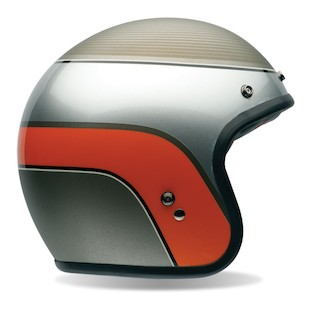 Bell Custom 500 Airtrix Delinquent Motorcycle Helmet