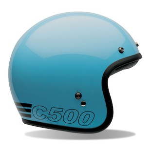 Bell Custom 500 Retro Motorcycle Helmet