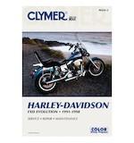 Clymer Manual Harley-Davidson FXD Evolution 1991-1998 [Open Box]