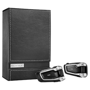 Cardo PackTalk Headset - Duo Pack