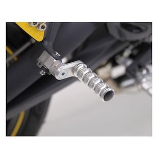MFW Vario Rider Footpeg Mounts Suzuki GSX-R and SV Models